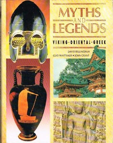 9781555218126: Myths and Legends