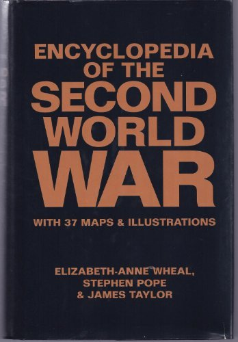 Encyclopedia of the Second World War