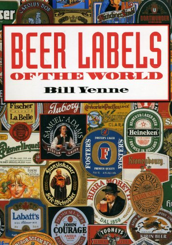 9781555218577: Beer Labels of the World