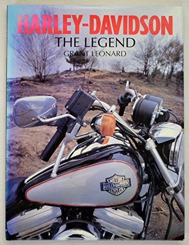 9781555218621: Harley-Davidson: The legend