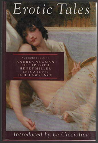 Erotic Tales: John Cleland