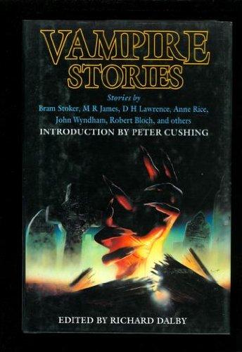 9781555219000: Vampire Stories