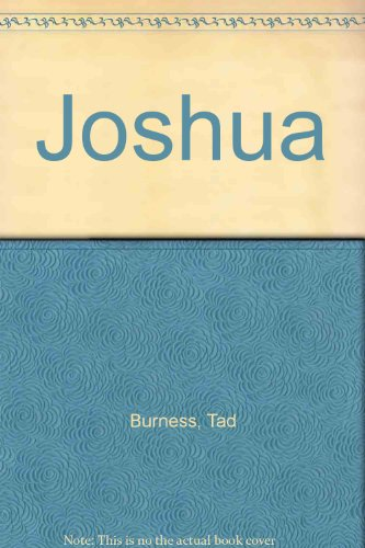 Joshua (1555230822) by Tad Burness