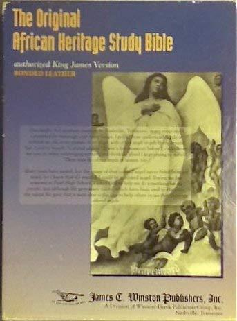 African Heritage Study Bible: King James Version