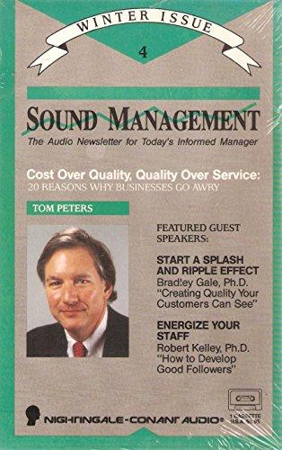 9781555253868: Sound Management: Issue 4/Cassette