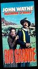 9781555260316: Rio Grande [VHS] [Import USA]
