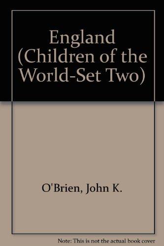 England (Children of the World-Set Two): O'Brien, John K.