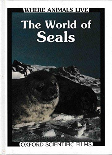 The World of Seals (Where Animals Live: Doug Allan; David