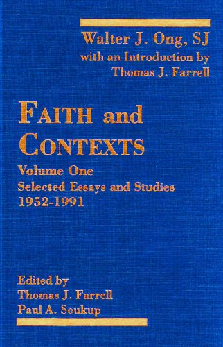 9781555407667: 001: Faith and Contexts: vol.1: Selected Essays and Studies, 1952-1991