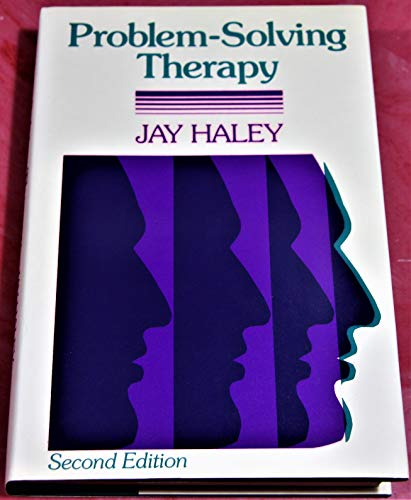 9781555420581: Problem-Solving Therapy (Jossey Bass Social and Behavioral Science Series)