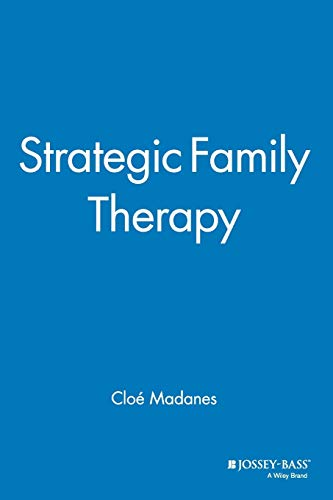 9781555423636: Strategic Family Therapy