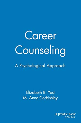 9781555424206: Career Counseling: A Psychological Approach