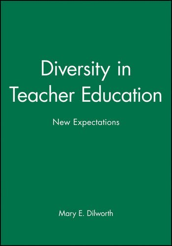 9781555424725: Diversity in Teacher Education: New Expectations (THE JOSSEY-BASS HIGHER AND ADULT EDUCATION SERIES)