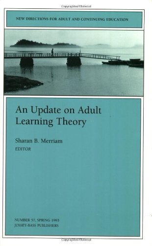 9781555426842: An Update on Adult Learning Theory: New Directions for Adult and Continuing Education, Number 57