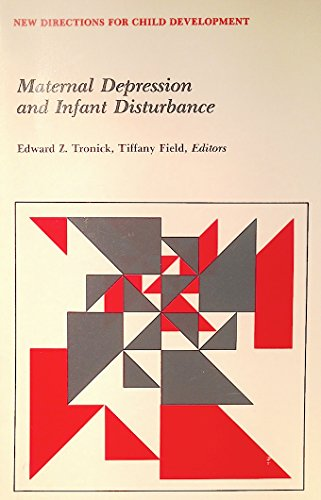 9781555429973: Maternal Depression and Infant Disturbance (New Directions for Child & Adolescent Development)