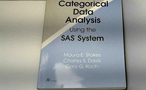 9781555442194: Categorical Data Analysis Using the SAS System