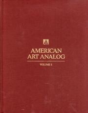 American Art Analog: Zellman, Michael