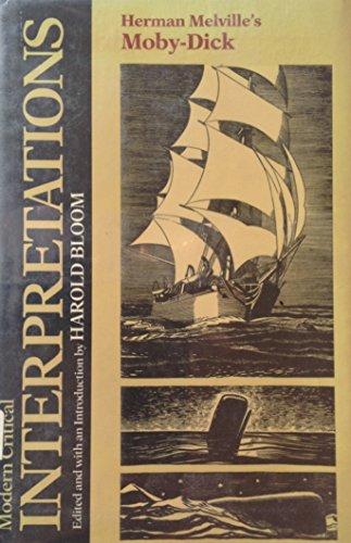 9781555460105: Herman Melville's Moby-Dick (Modern Critical Interpretations)
