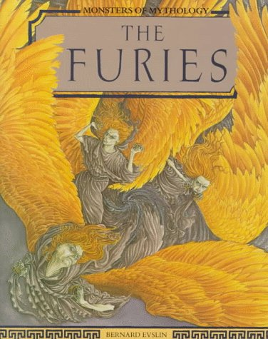 9781555462499: The Furies (Monsters of Mythology)