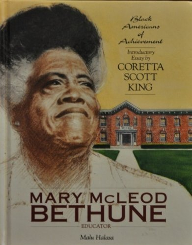 bethune better building essay mary mcleod selected world The civil rights movement in postwar washington, dc  building a better world: essays and selected documents  mary mcleod bethune:.