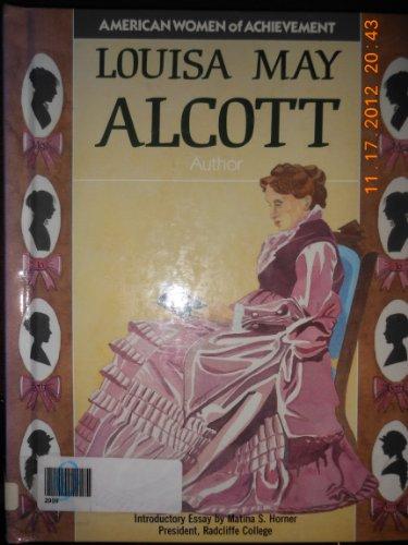 9781555466374: Louisa May Alcott (American Women of Achievement)