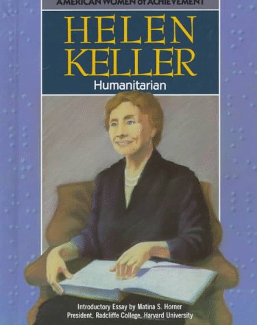 9781555466626: Helen Keller (Women of Achievement)