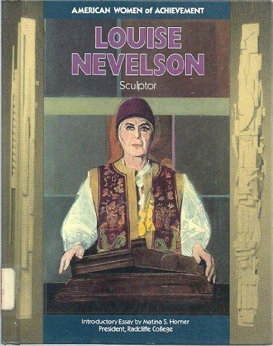 Louise Nevelson (American Women of Achievement): Cain, Michael