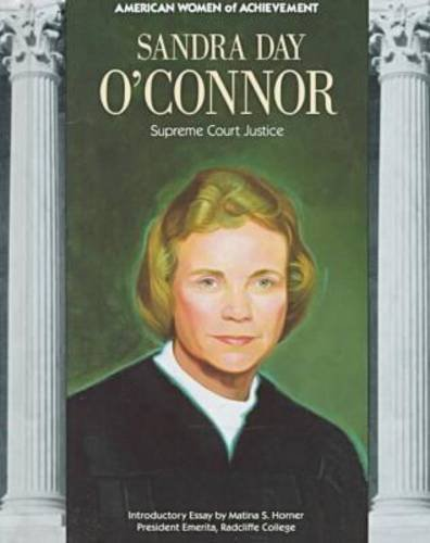 9781555466725: Sandra Day O'Connor (Women of Achievement)