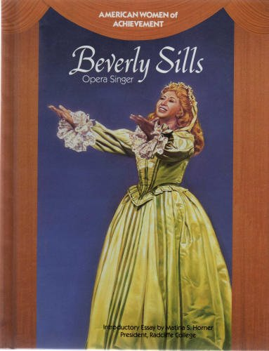 9781555466770: Beverly Sills: Opera Singer (Women of Achievement)