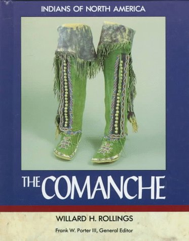 9781555467029: The Comanche (Indians of North America)