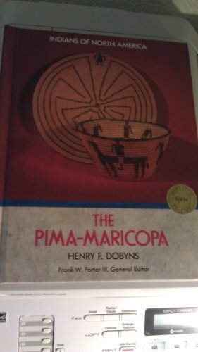 9781555467241: The Pima-Maricopa (Indians of North America)