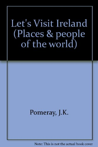 9781555467944: Ireland (Places and Peoples of the World)