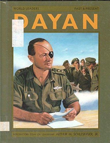 Moshe Dayan (World Leaders Past and Present): Amdur, Richard