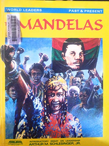 Nelson and Winnie Mandela (World Leaders Past and Present): John J. Vail
