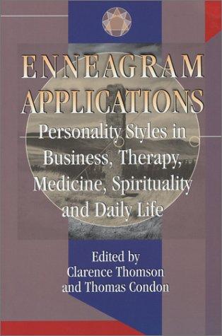 9781555521035: Enneagram Applications