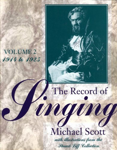 9781555531638: The Record of Singing