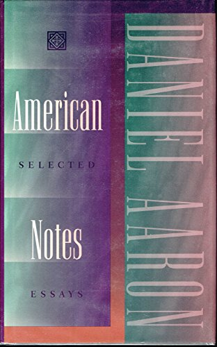9781555531959: American Notes: Selected Essays