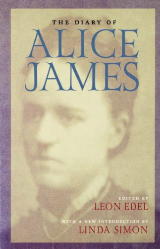 9781555533977: The Diary Of Alice James