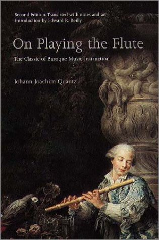 9781555534738: On Playing the Flute