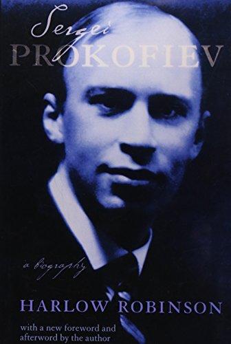 9781555535179: Sergei Prokofiev: A Biography