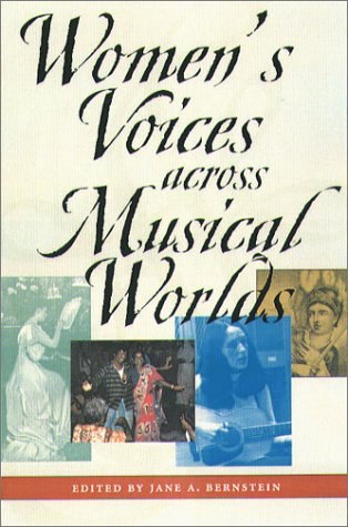 9781555535896: Women's Voices Across Musical Worlds