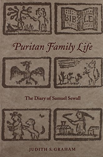 9781555535933: Puritan Family Life: The Diary of Samuel Sewall