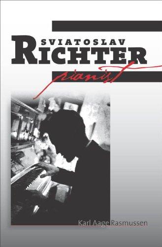 9781555537104: Sviatoslav Richter