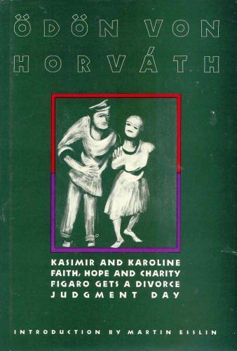 Ödon von Horváth: Plays (PAJ Books): von Horváth, Professor Ödon