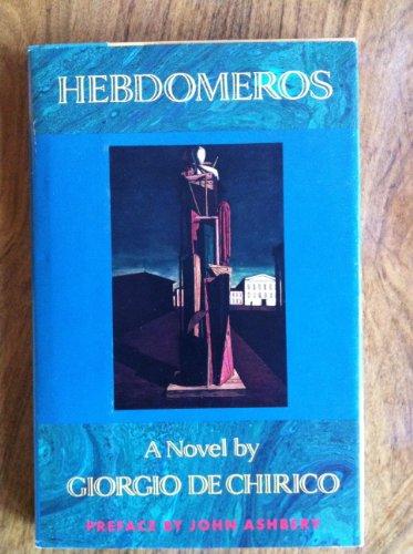 9781555540302: Hebdomeros (PAJ Books)