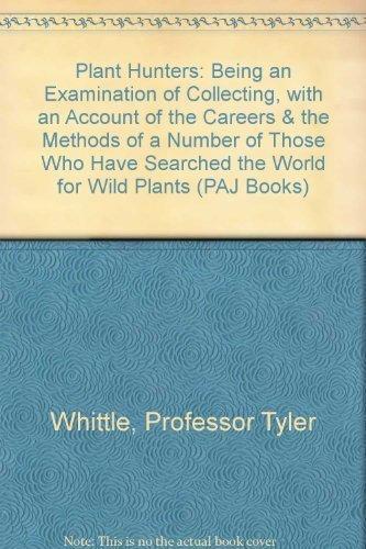 9781555540371: Plant Hunters (PAJ Books)