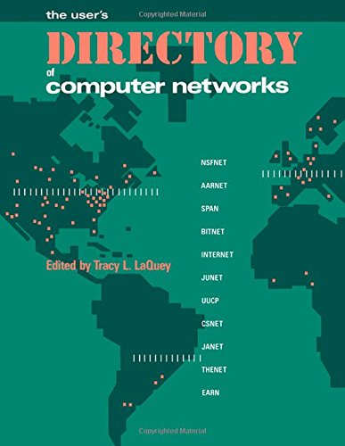 9781555580476: The User's Directory of Computer Networks
