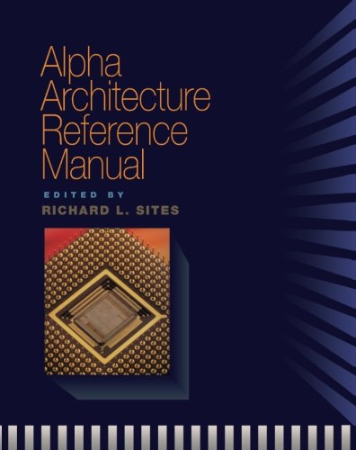 9781555580988: Alpha Architecture Reference Manual