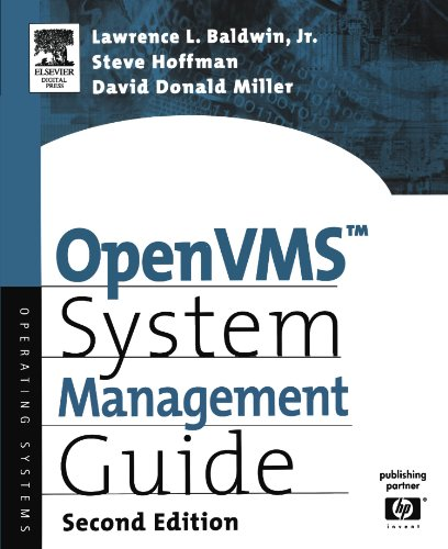 9781555582432: OpenVMS System Management Guide (HP Technologies)