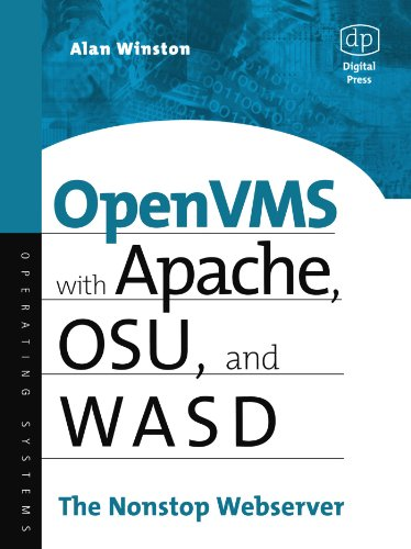 9781555582647: OpenVMS with Apache, WASD, and OSU: The Nonstop Webserver (HP Technologies)